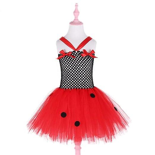 Faldas de Danza para niña, Niñas bebés Tul Vestido de tutú Niña de ...