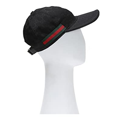 b894ab4c39d9a Gucci GG Guccissima Nylon Baseball Cap