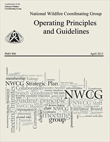 Operating Principles And Guidelines National Wildfire Coordinating