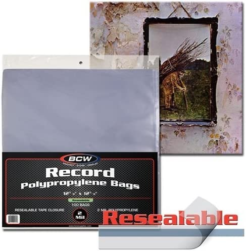 "~15 BCW Clear Polypropylene Sleeves Storage for Art Prints Photos 12-3//4/"" X 13/"""
