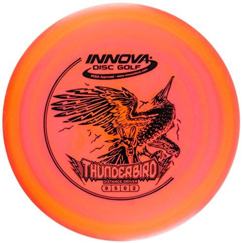 INNOVA DX Thunderbird Distance Driver Golf Disc [Colors May Vary] - 165-169g