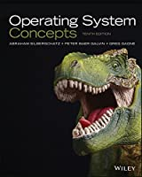 Operating System Concepts, 10th Edition Front Cover