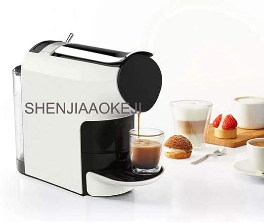 KOUDAG Cafetera 1PC 1200W Cafetera de cápsula Cafetera de Oficina portátil Máquina de café en casa Ajustable de 9 Niveles 220V: Amazon.es: Hogar