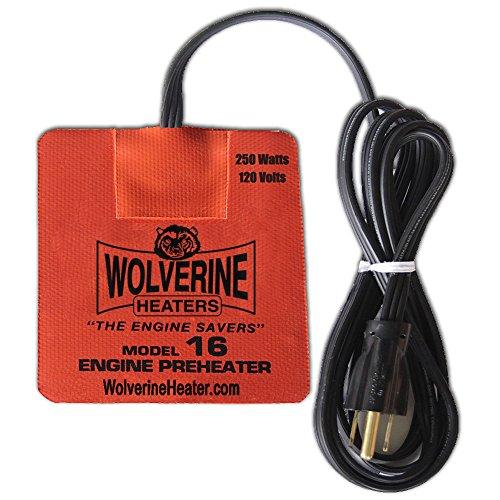 hydraulic oil heater - 5