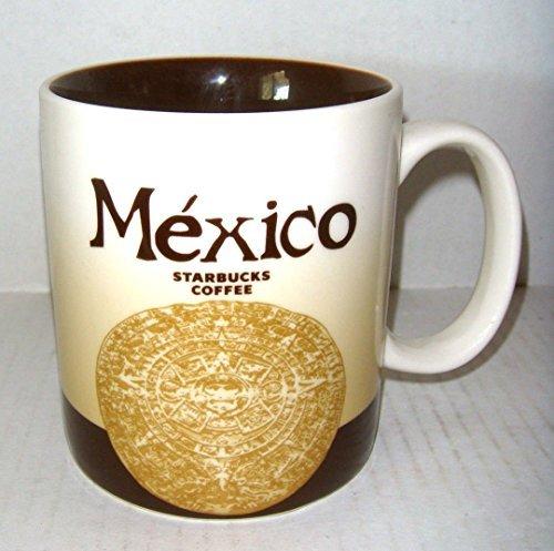 NEW Starbucks Mug Global icon Collectors series MEXICO 16 oz