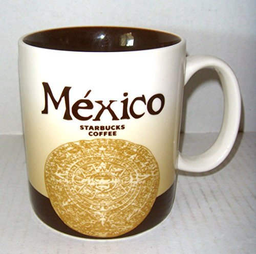 NEW Starbucks Mug Global icon Collectors series MEXICO 16 ()