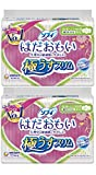 Japan Personal Care - Sophie skin think very pale slim 210 large noon-ordinary daily feathers with 21cm 25 co-input ?2-pack (unicharm Sofy) *AF27*