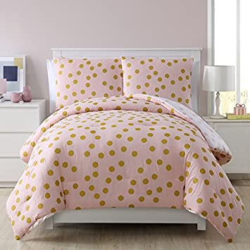 garden dot cover twin sheets in size duvet suit king four sets embroidery comforter polka item bed bedding cotton queen from home on shipping set free piece
