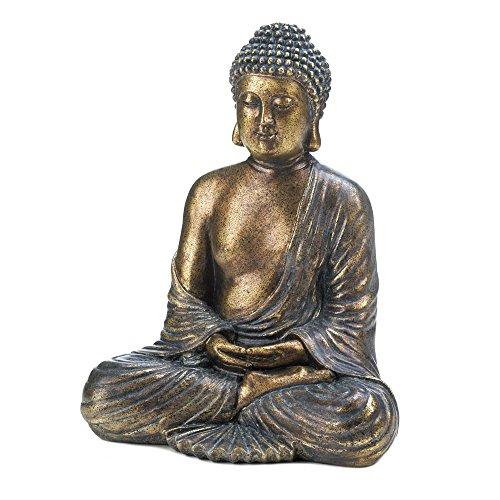 - Home Decor Sitting Buddha Statue