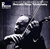 Great Russian Artists - David Oistrakh plays Tchaikovsky: Violin Concerto in D Major Op. 35 (recorded 1939) / Rococo Variations Op. 33 (recorded 1951) / Romeo And Juliet (adaptation for Soprano, Tenor & Orchestra by Sergei Taneyev) (recorded 1954)