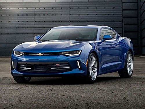 Home Comforts LAMINATED POSTER 2017 Chevrolet Camaro Car Pos