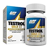 GAT Testrol Gold ES Boosters, 60 Tablets