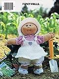 Xavier Roberts Presents Cabbage Patch Kids Crochet For Preemies #8031