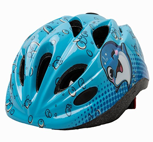 2018-Design-Bicycle-Cycling-Bike-Helmets-Protective-Gear-for-Toddler-Child-Children-Kids-Safety-Helmet-with-Tail-Warning-LightOutdoor-Sports-Kids-Helmet-Hard-Hat-for-Boy-Girl-Student-Pupil