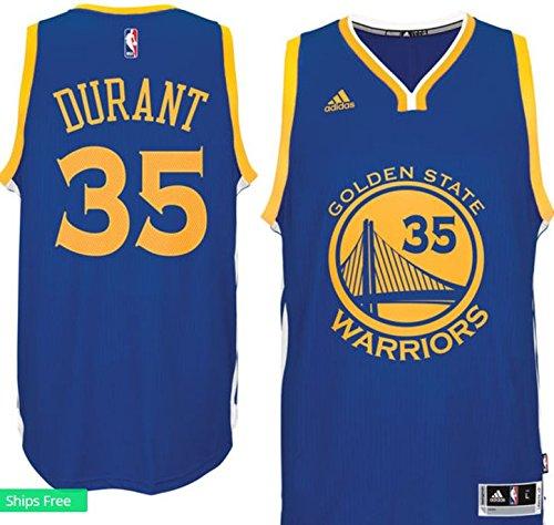 adidas Kevin Durant Golden State Warriors Swingman Jersey (XXX-Large) ()