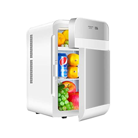20L Mini Refrigerador Refrigerador para Auto Hogar De Doble Uso ...