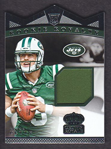2015 Crown Royale Rookie Royalty Jersey RRM-BP Bryce Petty 337/499 New York Jets