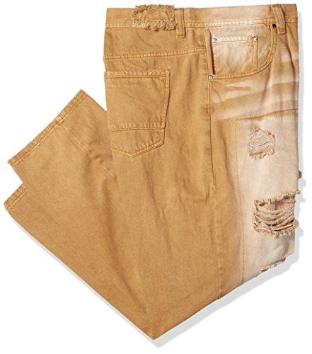 Akademiks Mens Fashion Colored Denim Jeans