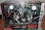 McFarlane Toys KISS ALIVE Deluxe Boxed Set Action Figures