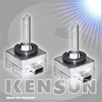 Luxury HID Xenon Low Beam Headlight Replacement Bulb - by Kensun - (Pack of one bulb) - - -