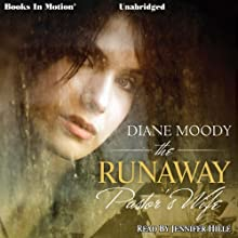 The Runaway Pastor's Wife Audiobook by Diane Moody Narrated by Jennifer Hille