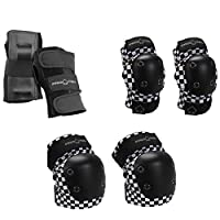 Pro-Tec Black Checker Junior 3 Pack YS