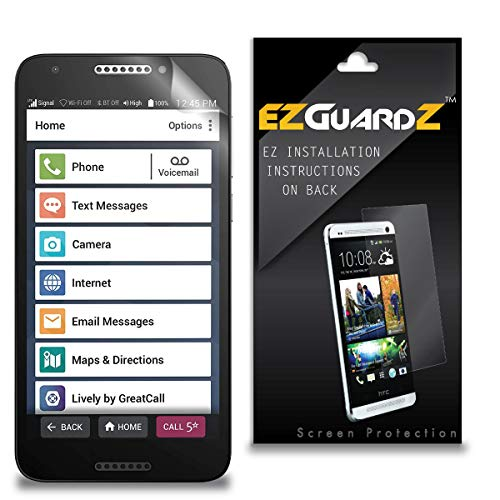 Screen Protectors For Jitterbug Smart2
