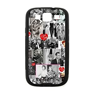 Lucy Lucille Ball Scratch-Resistant Protective Hard Cover for Samsung Galaxy S3 I9300