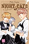 Night Café, My sweet knights, tome 1 par Enjoji
