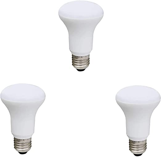BOMBILLA LED R63 220-240V 8W E27 4200K 3 (Pack): Amazon.es ...