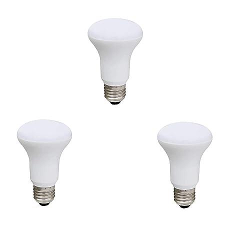 BOMBILLA LED R63 220-240V 8W E27 4200K 3 (Pack)
