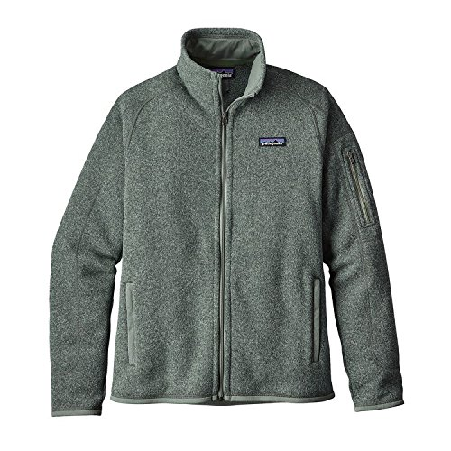 Patagonia Women Better Sweater Jacket - Hemlock Green (S)