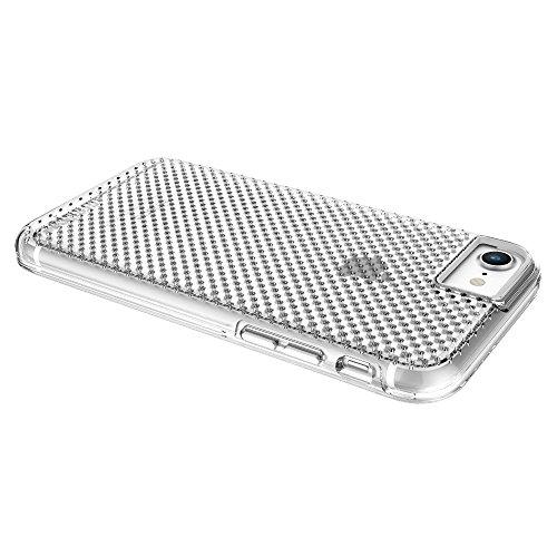 """Prodigee [Breeze] Clear Claro transparente Apple iPhone 7 & iPhone 6 / 6s 4.7"""" Cell phone Case Cas, de protection flexible, durable, absorption des chocs, étui de protection, couverture de téléphone h"""