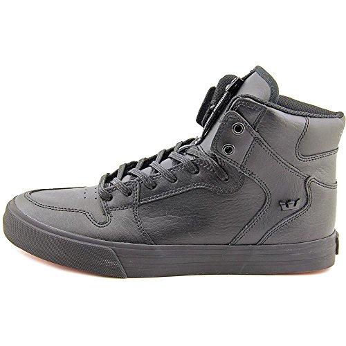 Supra Vaider Skate Shoe Black - Black-m SEctz7Uu