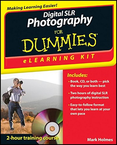 Digital SLR Photography eLearning Kit For