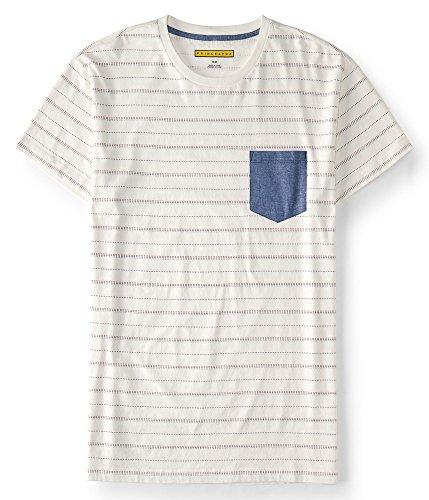 aeropostale-mens-prince-fox-dot-stripe-tee-shirt-m-antique-cream