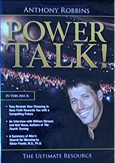 Anthony robbins powertalk strategies for lifelong success boxed anthony robbins power talk the ultimate resource fandeluxe Images