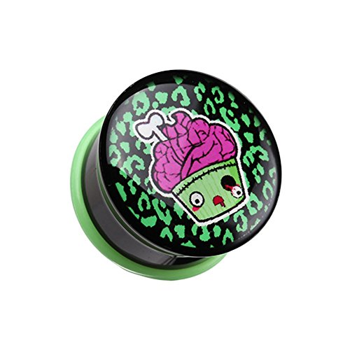 00 gauges plugs zombies - 7
