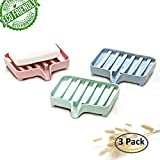 Best Soap Dish With Drains - Soap Dish Holder,Bathroom Soap Holder For Shower,Drain Soap Review