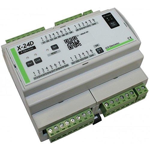 GCE Electronics Extension 24 Entré es X-24D pour IPX800v4