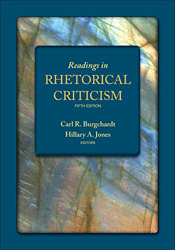 Readings in Rhetorical Criticism, 5th edition