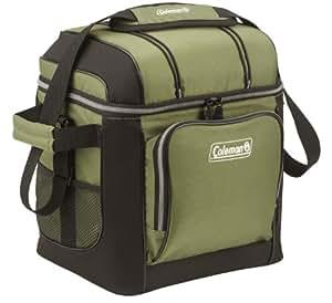 Coleman 30 Can Cooler, Green