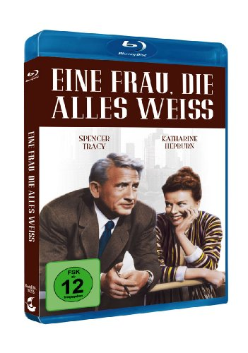 Desk Set ( His Other Woman ) [ Blu-Ray, Reg.A/B/C Import - Germany ]