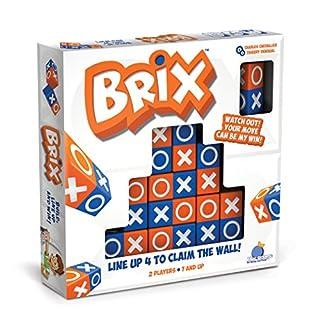 Blue Orange 3000 0 Brix Strategy Game Board, Multicolor