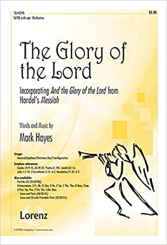 and the glory of the lord handel