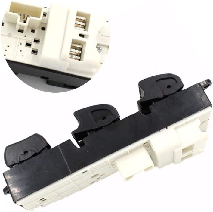 84040-48020 Window Switch for 1999-2003 Toyota Lexus RX300 3.0L V6 OE#8404048020 84040-48020-C0 Front Left Driver Side Power Control Switch