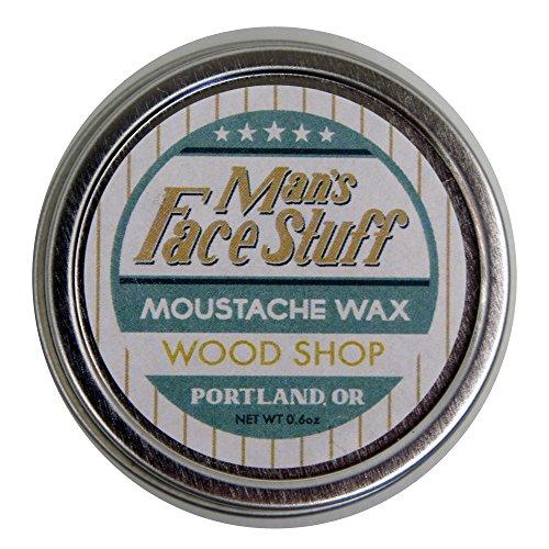 FACE STUFF Shop bois moustache de l'homme cire de moulage