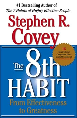 Download online The 8th Habit: From Effectiveness to Greatness PDF, azw (Kindle), ePub, doc, mobi