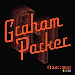 2016 five CD set containing a quintet of classic studio albums packaged together in a new slim-line slipcase from the punk rock/new wave pioneer Graham Parker. Featuring the albums Howlin' Wind, Stick To Me, Squeezing Out Sparks, The Up Escal...