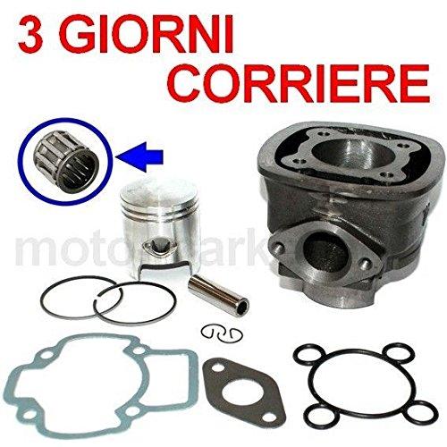 Unbranded 70 Modifica Gruppo Termico Gabbia A RULLI Kit Set per Piaggio Zip 50 SP a99 H2O Nonapplicabile13708D51-791E-4FED-80C6